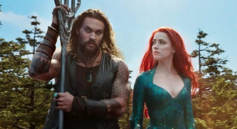 Escena de la película Aquaman; 'Aquaman 2' podría ser boicoteada tras la aparición de Amber Heard