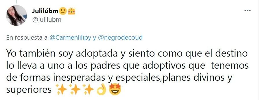 Tuit sobre hombre que comparte su historia de adopción y conmueve a medio Twitter