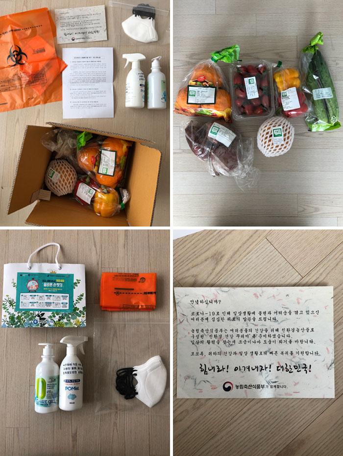alimentos; Corea es de otro mundo y estas fotos lo prueban