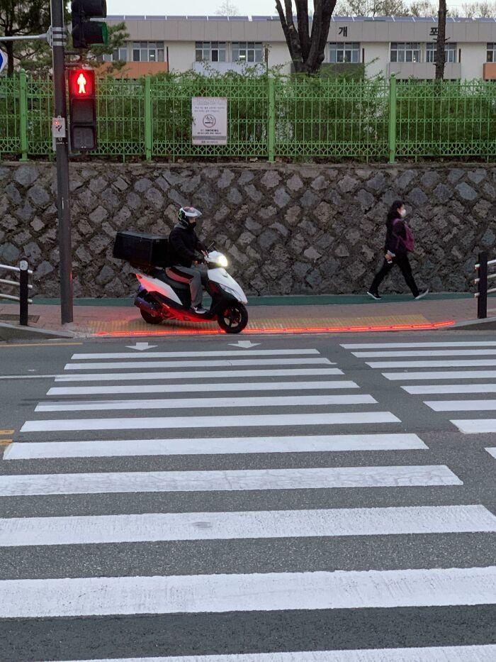 avenida principal; Corea es de otro mundo y estas fotos lo prueban