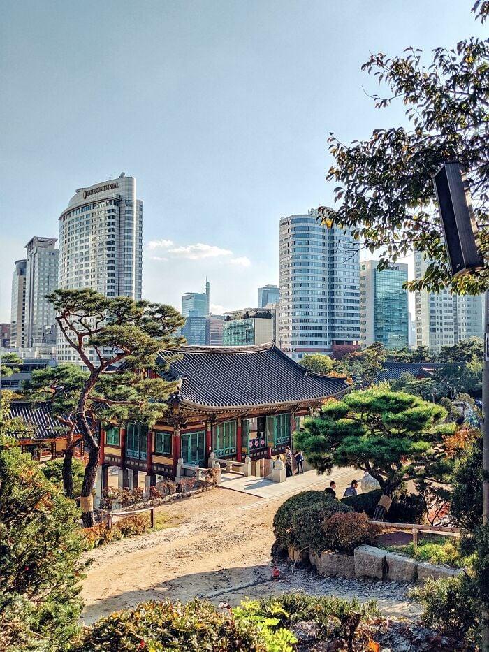 paseo cultural; Corea es de otro mundo y estas fotos lo prueban