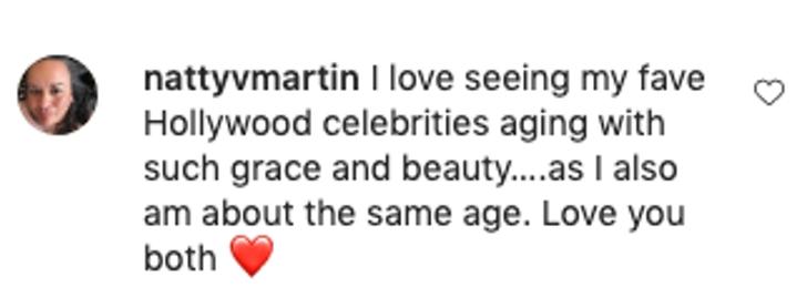 Comentarios en Instagram sobre Drew barrymore y cameron díaz