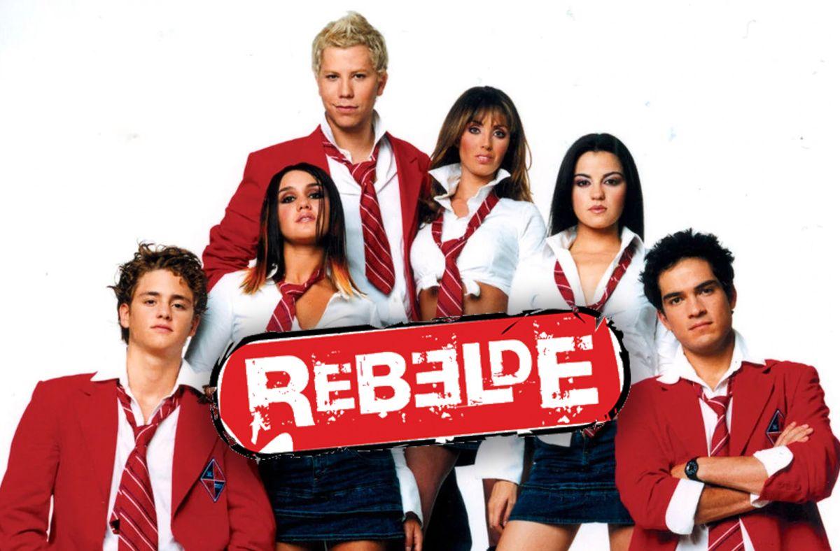 El remake de 'RBD' revela primera foto oficial y no podemos seguir esperando