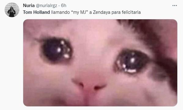 Comentarios en redes sobre el cumpleaños de zendaya