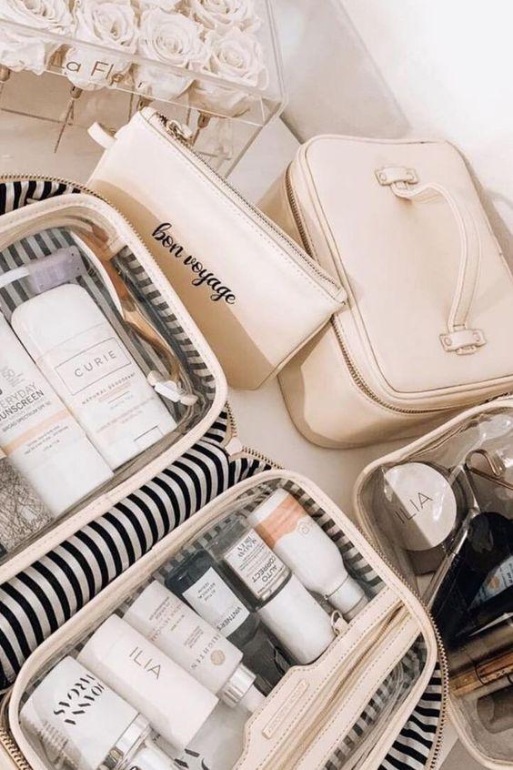 Mascarillas en un maletín ;13 Chulísimas ideas para ordenar tus mascarillas