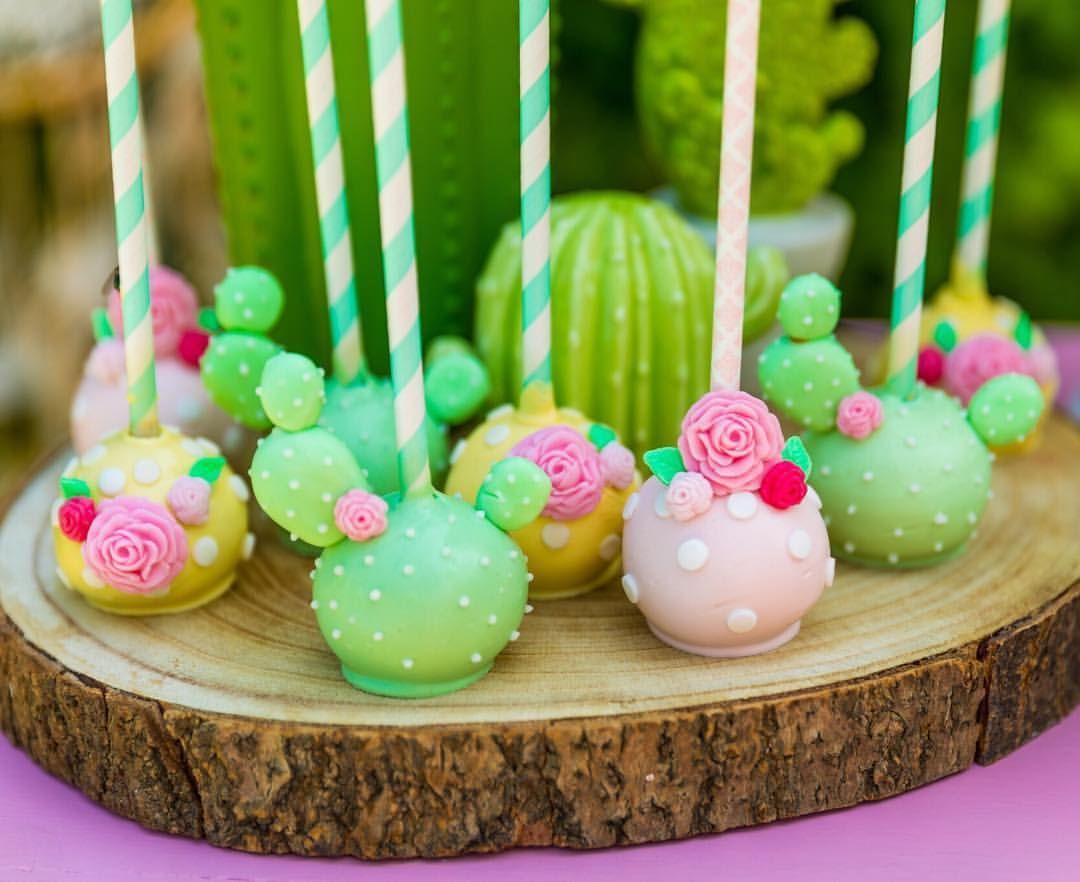 Cakepops ;Ideas para una fiesta mexicana