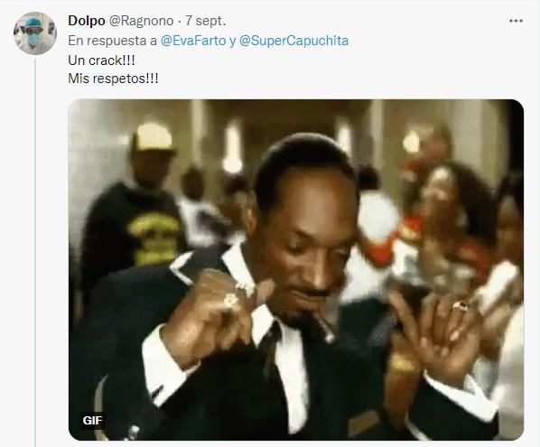 memes en twitter que muestran la audacia de un hombre