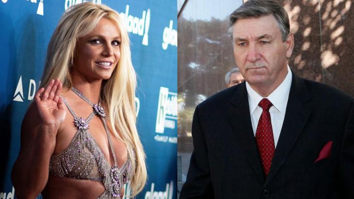 Britney Spears comparada con su padre