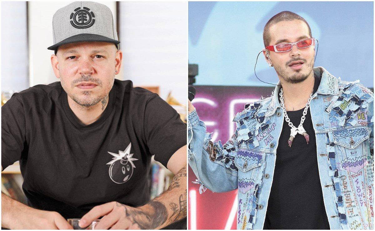 Residente responde al boicot de J Balvin a los Latin Grammy y las redes estallan