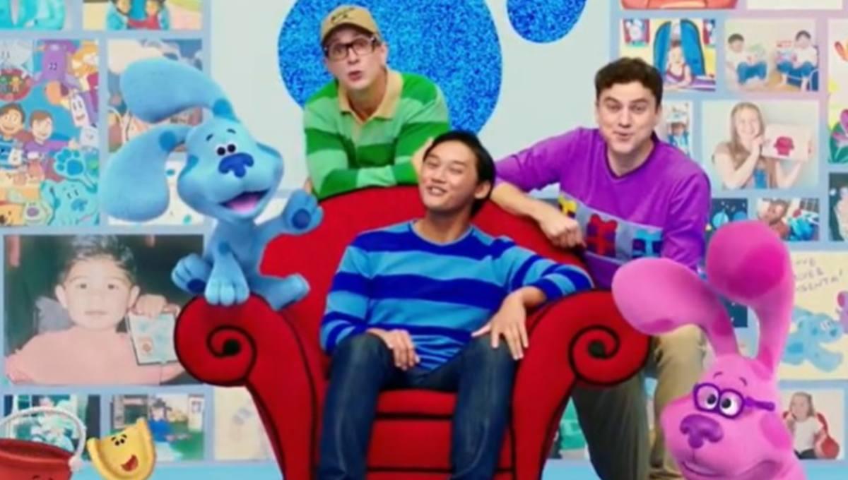 Steve de 'Las pistas de Blue' sacó OTRO video para hacernos llorar