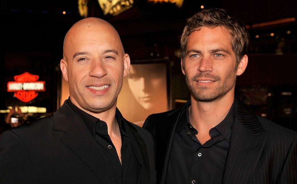 Vin Diesel y Paul Walker; Vin Diesel recuerda a su amigo Paul Walker en su cumpleaños con este emotivo mensaje