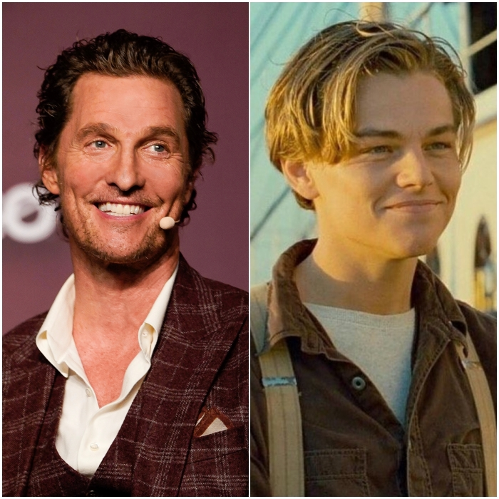 Matthew McConaughey como Jack Dawson