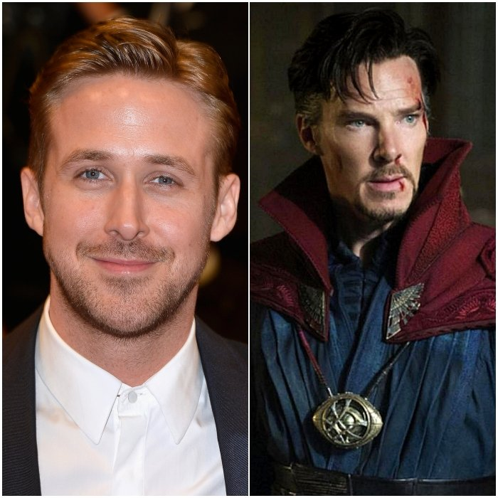 Ryan Gosling como Stephen Strange