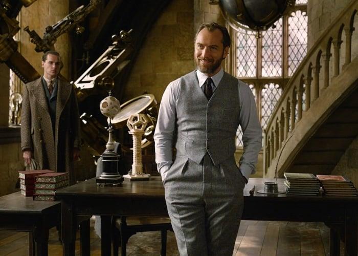 animales fantásticos 3: los secretos de dumbledore