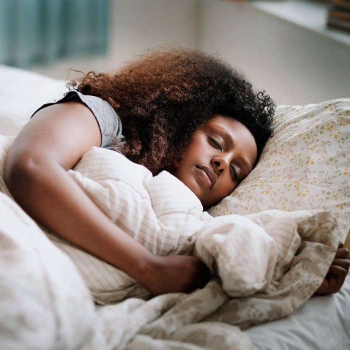 La hora de dormir es sagrada y se respeta