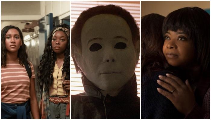 Hay alguien en tu casa, Hipnótico, Halloween 4 y Ma
