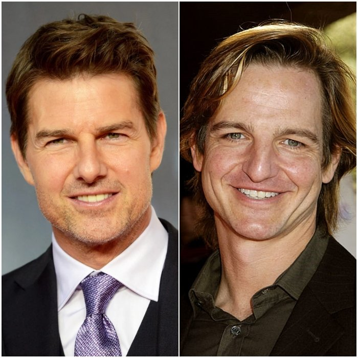 Tom Cruise y William Mapother