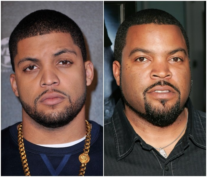 O'Shea Jackson Jr. y Ice Cube
