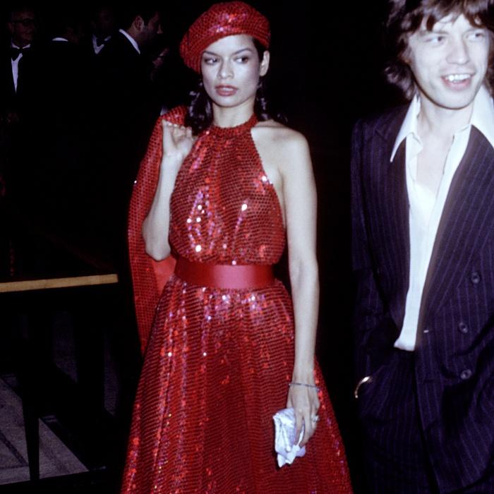 Bianca Jagger en 1974