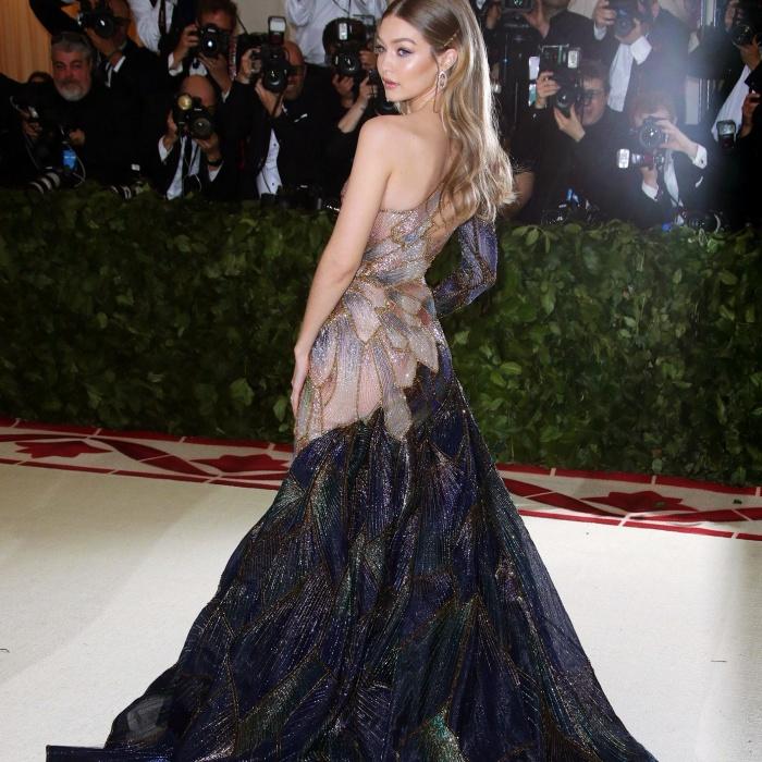 Gigi Hadid en 2018