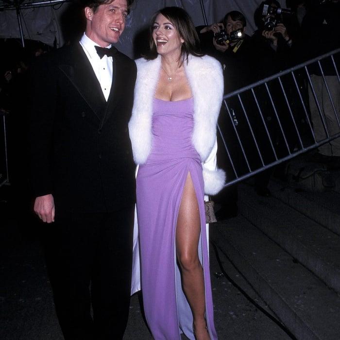 Elizabeth Hurley en 1995