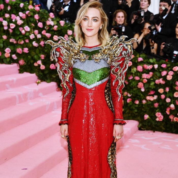 Saoirse Ronan en 2019