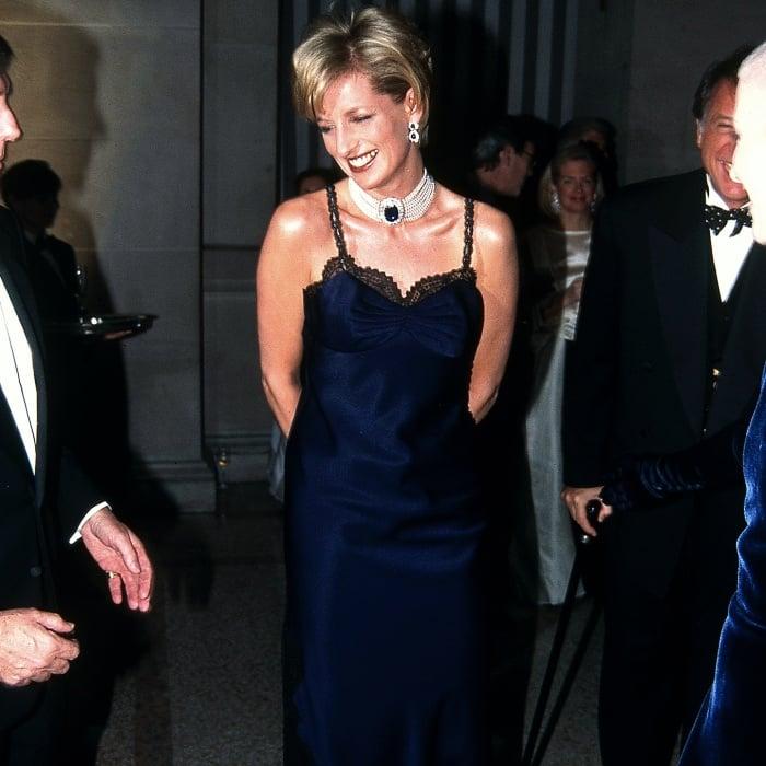 Princesa Diana en 1995