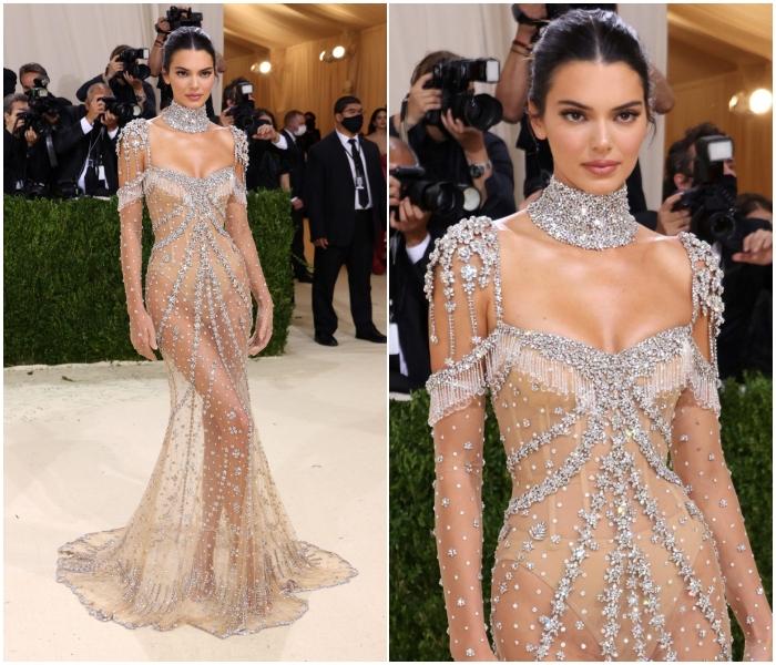 Kendall Jenner en Givenchy