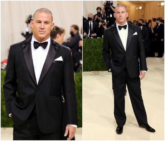 Channing Tatum en Versace