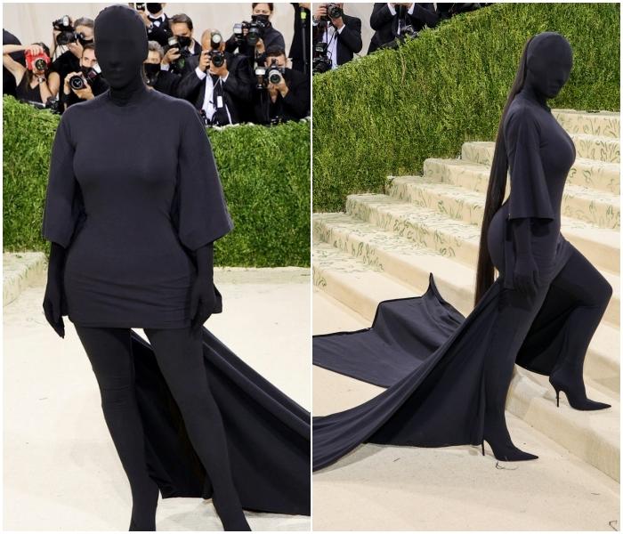 Kim Kardashian en Balenciaga