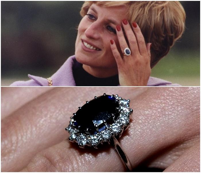 Escogió su propio anillo de un catálogo
