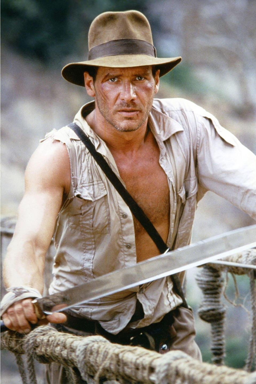 Harrison Ford como Indiana Jones ;13 Actores que encajaron perfecto con un papel y otros que no tanto