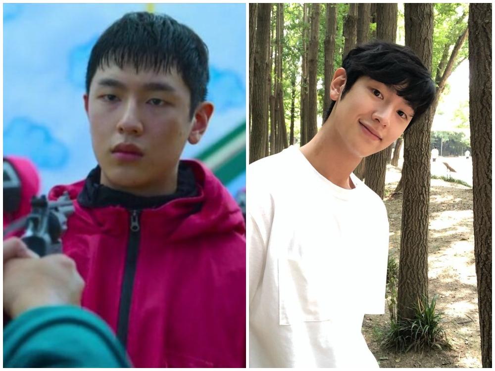 "Lee Jung-jun como ""Miembro del ejercito"""