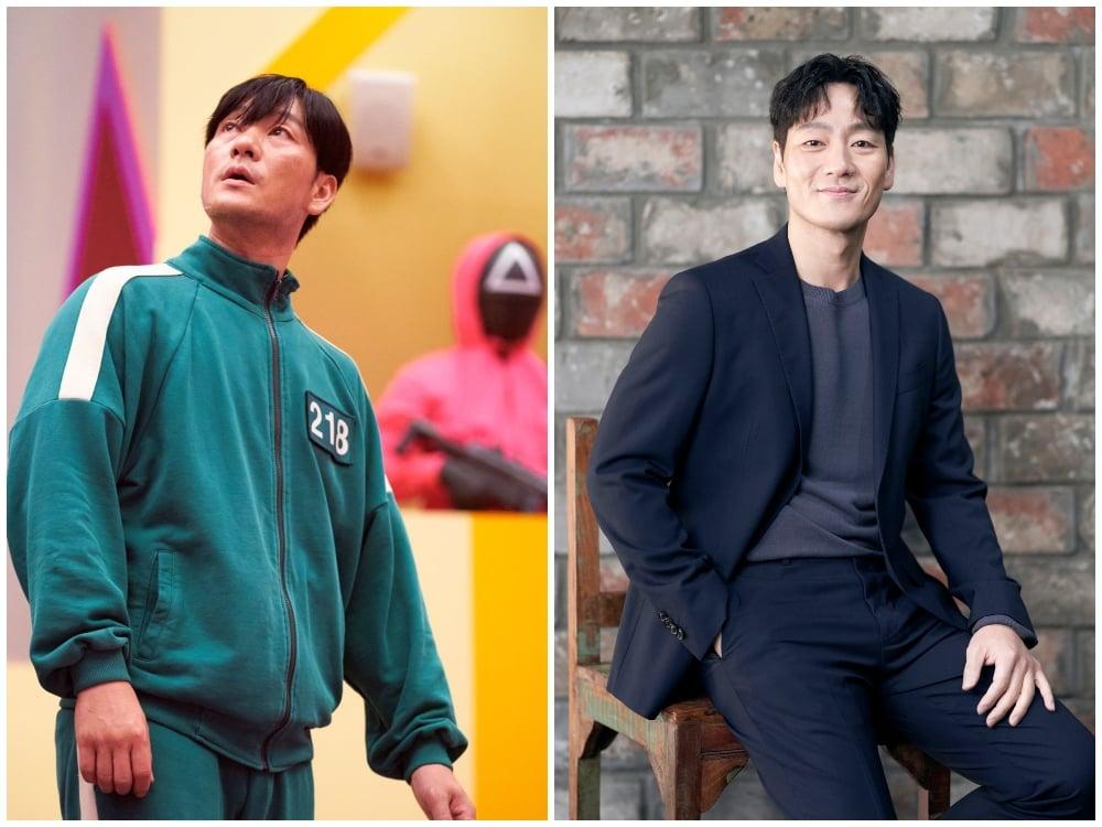 Park Hae-soo como Cho Sang-woo; Así se ven estos actores de 'El juego del calamar' en la vida real