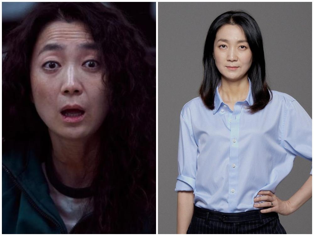 Kim Joo-ryeong como Han Min-yeo