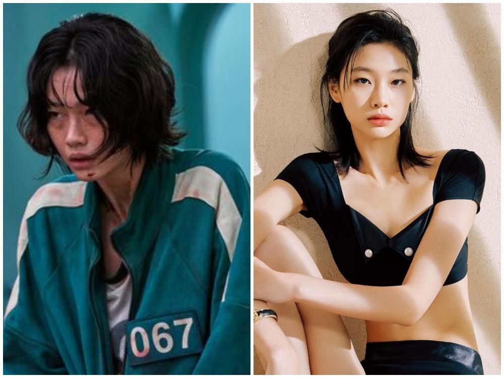 Jung Ho-yeon como Kang Sae-byeok