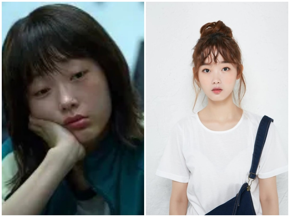 Lee Yoo-mi como Ji-yeong
