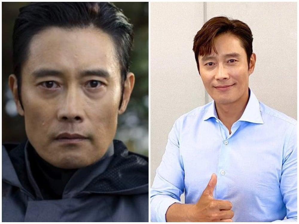 """Lee Byung-hun como """"El líder"""""""