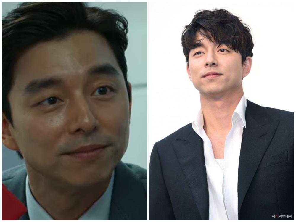 """Gong Yoo como """"El reclutador"""""""