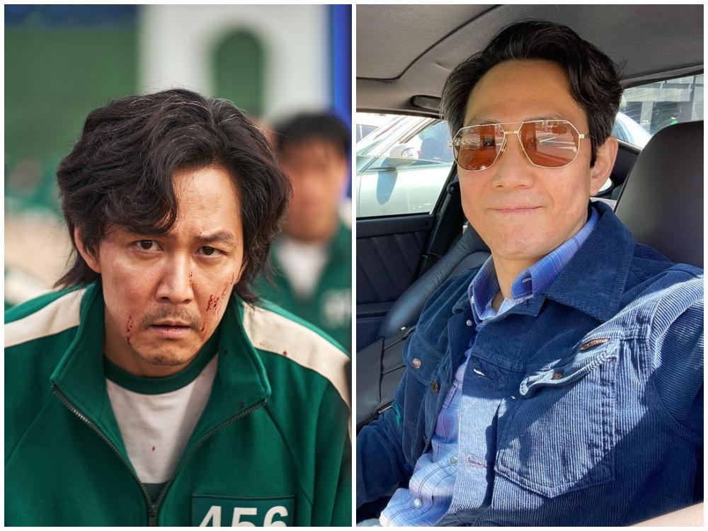Lee Jung- jae como Seong Gi-hun; Así se ven estos actores de 'El juego del calamar' en la vida real
