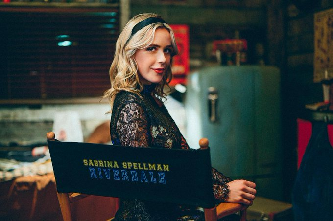 Kiernan Shipka; Sabrina Spellman estará en la sexta temporada de Riverdale