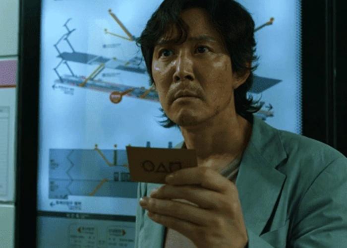escenas de la serie 'El juego del calamar'