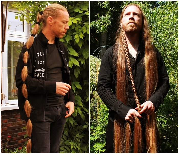 Hairfriky Long Hair