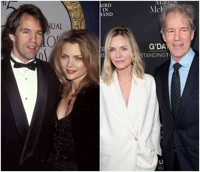 Michelle Pfeiffer y David E. Kelley