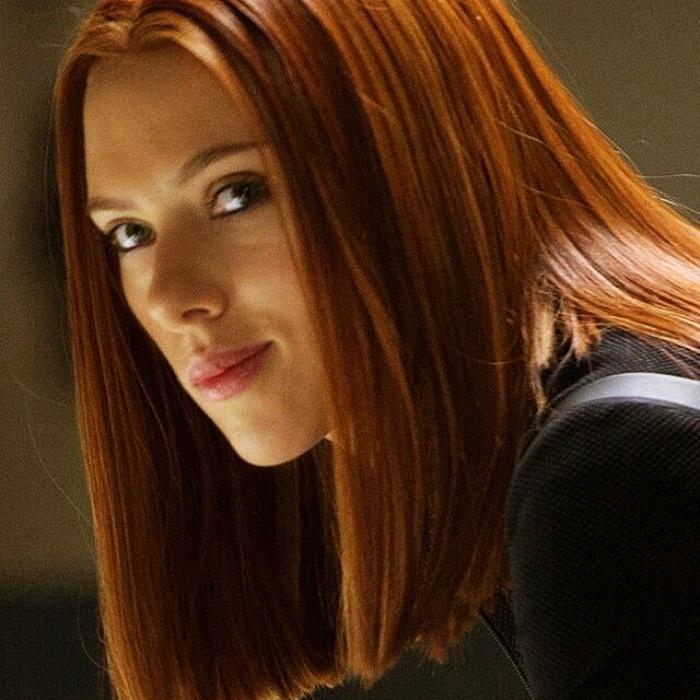 Black Widow, Natasha Romanoff