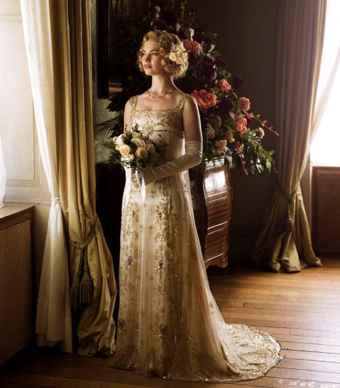 Rose en Downton Abbey