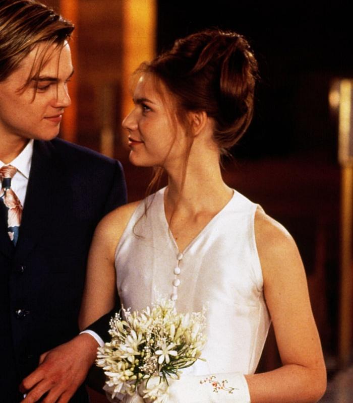 Juliet en Romeo + Juliet
