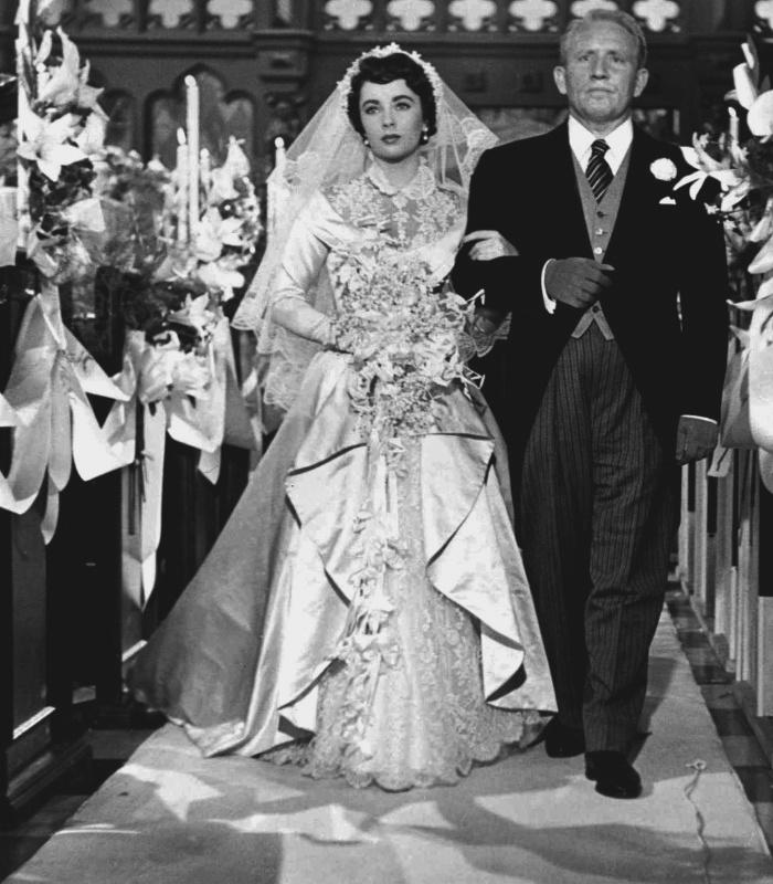 Katherine Banks en Father of the Bride